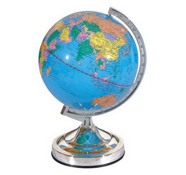 Desktop education world globe from manufacturereworld globe light plastic education world globe gumiabroncs Image collections