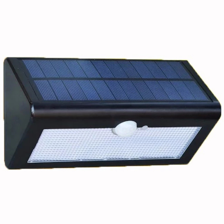 High Lumen Solar LED Motion Sensor Light Motion Detector Outdoor Lights Weather Resistant