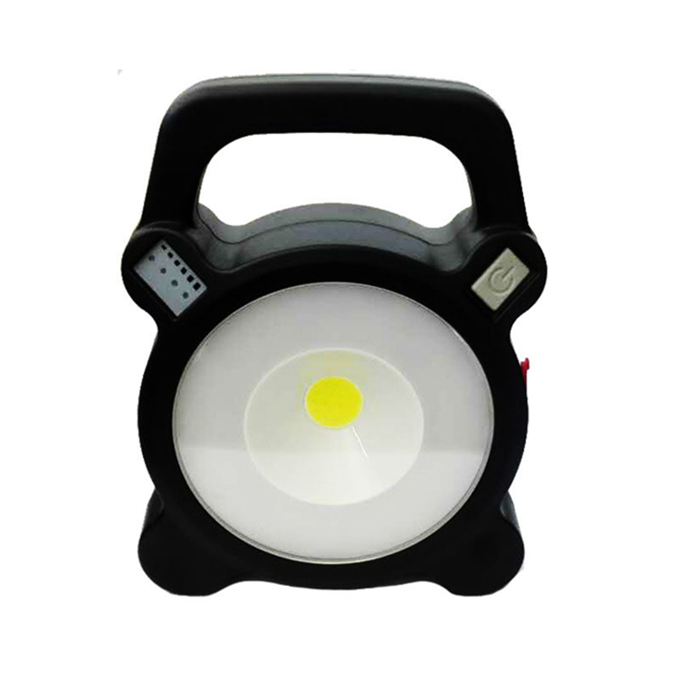 Rechargeable Work Light Usb Cob Lamp with stand